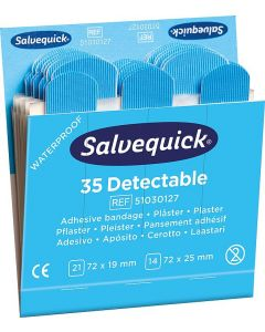 Salvequick<sup>®</sup> Pflaster Refills