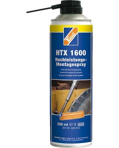 HTX 1600 Hochleistungs-Montagespray
