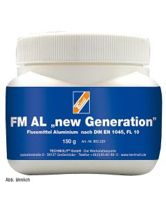 "Flussmittel Aluminium ""new Generation"""